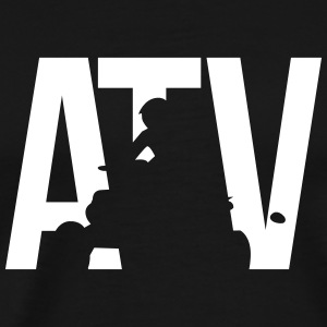 ATV T-Shirts - Men's Premium T-Shirt