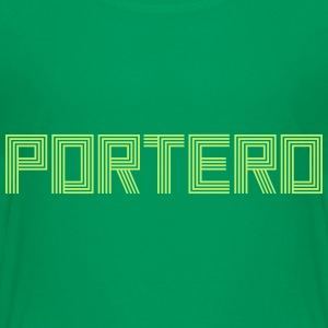 Portero Youth Tee - Kids' Premium T-Shirt