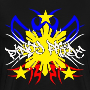 Pinoy Pride Tribal - Men's Premium T-Shirt
