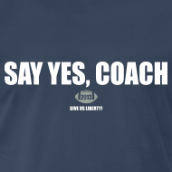 Design ~ Say Yes, Coach