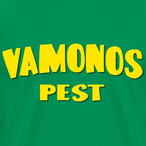 Vamonos Pest 3 - Men's Premium T-Shirt