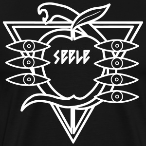 seele_vectorized T-Shirts - Men's Premium T-Shirt