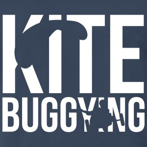 kitebuggying T-Shirts - Men's Premium T-Shirt
