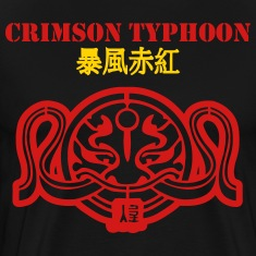 crimson_typhoon T-Shirts