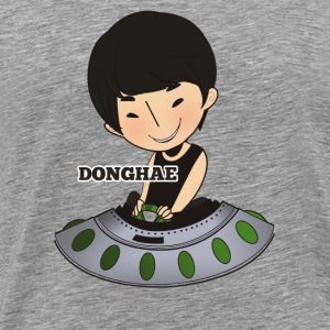Super Junior - Chibi Donghae Shirt - Men's Premium T-Shirt