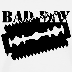 bad day - Men's Premium T-Shirt