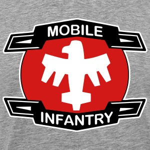 mobile_infantry T-Shirts - Men's Premium T-Shirt