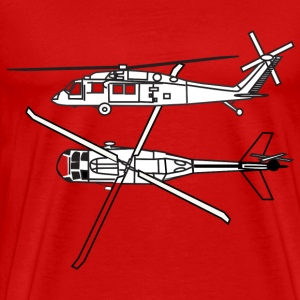 Helicopters - Men's Premium T-Shirt