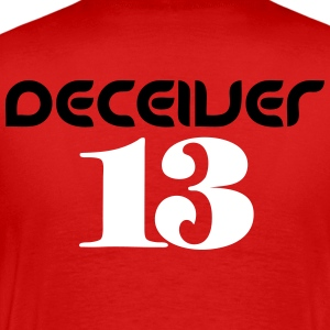 13 DECEIVER T-Shirts - Men's Premium T-Shirt