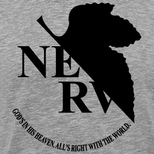 nerv_black T-Shirts - Men's Premium T-Shirt