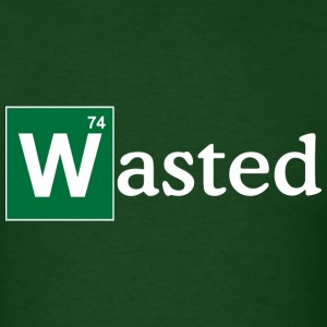 Wasted Chemistry - Men's T-Shirt