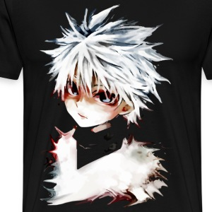 Killua Zoldyck - Men's Premium T-Shirt