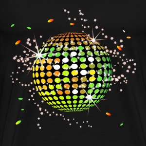 Disco Ball T-Shirts - Men's Premium T-Shirt