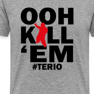 OOH KILL EM T-Shirts - Men's Premium T-Shirt