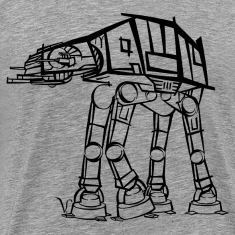AT-AT Imperial Walker [Artist Rendering 1] Men's P