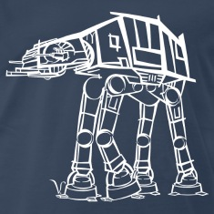 AT-AT Imperial Walker [Artist Rendering 2] Men's P