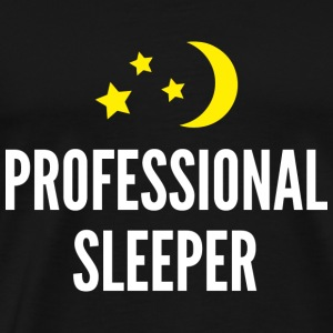 Professional Sleeper - Men's Premium T-Shirt