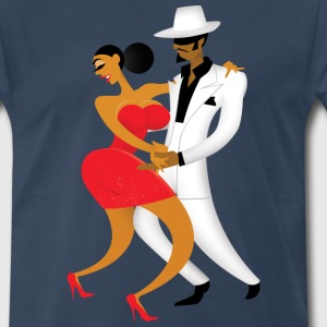 Last Salsa in Cuba - Men's Premium T-Shirt