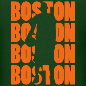 Boston Basketball T-Shirts - Men's T-Shirt