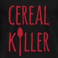 Design ~ Cereal Killer T-Shirt