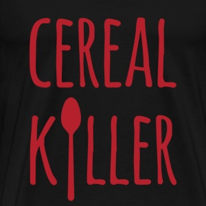 Cereal Killer T-Shirt - Men's Premium T-Shirt