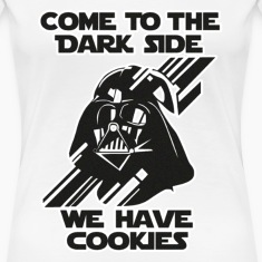 Darth Come To The Dark Side Tee