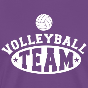 Volleyball team T-Shirts - Men's Premium T-Shirt