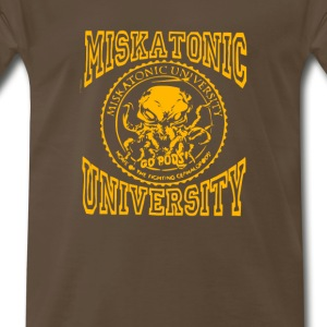 Miskatonic - Men's Premium T-Shirt