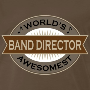 World's Awesomest Band Director T-Shirts - Men's Premium T-Shirt