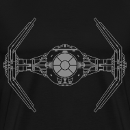 Design ~ SKYF-01-019 TIE Fighter Star Wars