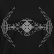 Design ~ SKYF-01-019 TIE Fighter Star Wars