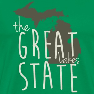 The Great State T-Shirts - Men's Premium T-Shirt