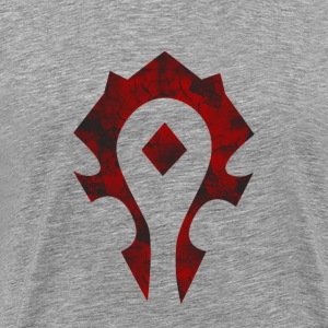 Horde  - Men's Premium T-Shirt