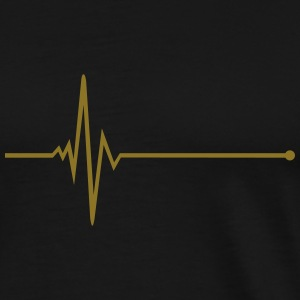 pulse - frequency T-Shirts - Men's Premium T-Shirt