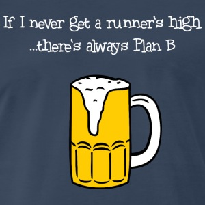 BEER PLAN B - Men's Premium T-Shirt