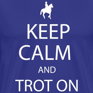 Trot On T-Shirts - Men's Premium T-Shirt