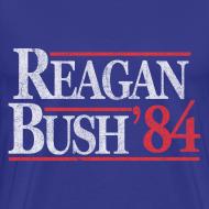 Design ~ Reagan Bush 1984 T-Shirt