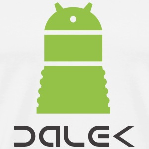 Dalek Android - Men's Premium T-Shirt