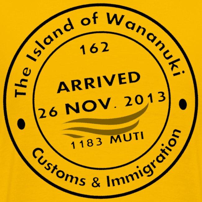 Wananuki Island T