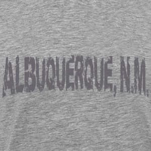 ALBUQUERQUE NM - Men's Premium T-Shirt