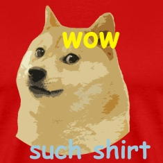 Much doge T-Shirts