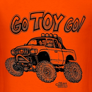 Go Toy Go - Men's T-Shirt