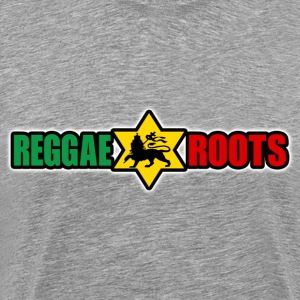 reggae roots T-Shirts - Men's Premium T-Shirt