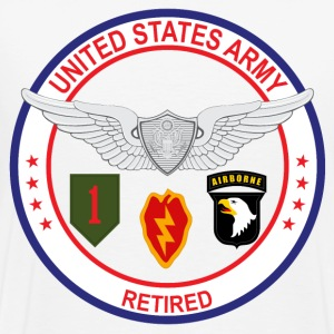 Army Carerr T-Shirts - Men's Premium T-Shirt