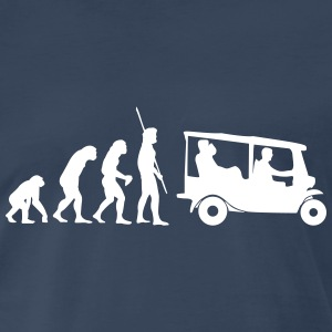 Evolution Tuk Tuk Shirt - Men's Premium T-Shirt