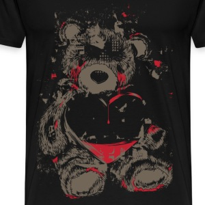 Sad Bear T-Shirts - Men's Premium T-Shirt