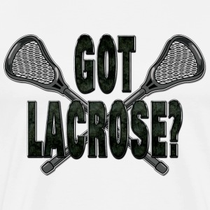 Got Lacrosse T-Shirt - Men's Premium T-Shirt