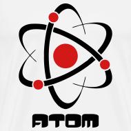 Design ~ atom 5 t-shirt
