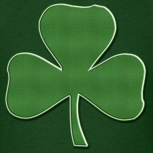 Irish Shamrock T-Shirt - Men's T-Shirt