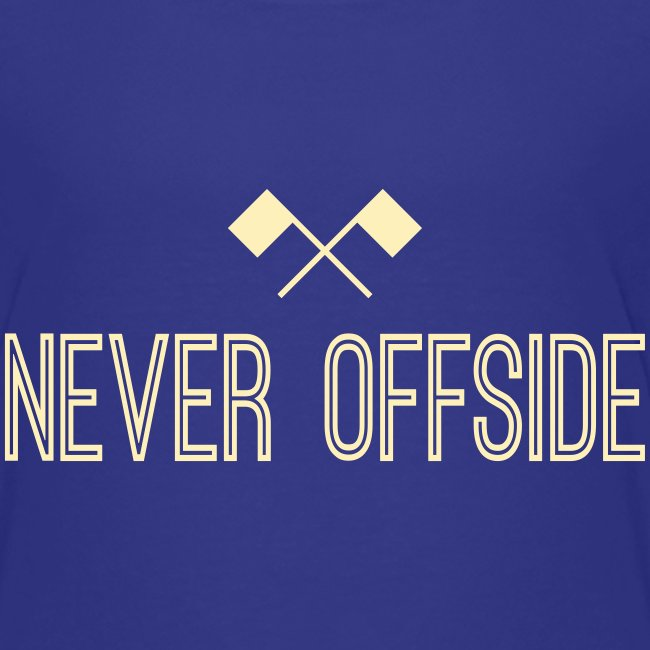 Never Offside Youth Tee